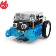 Makeblock mBot Explorer. Robot de metal para armar y programar para niños. kits de robótica, control remoto de aplicación, aprender de cero programación Arduino C