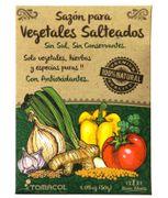 SAZÓN VEGETALES SALTEADOS (30 g) Tomacol
