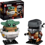 Star Wars The Mandalorian & The Child LEGO™ Kit de construcción, para niños y fans de Star Wars con figuras de mandalorian y el niño (295 piezas)