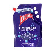 LIMPIADOR MULTIUSO desinfectante lavanda (1L) marca Dersa