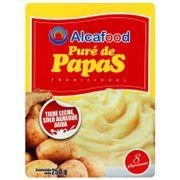 PURE DE PAPAS CAJA (250g) marca Alcafood
