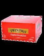 TÉ ENGLISH BREAKFAST (50 bolsitas) marca Twinings