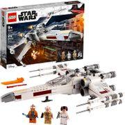 X-Wing Fighter de Luke Skywalker Lego™ Kit de piezas de construcción Star Wars,  (474 piezas)