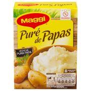 PURE DE PAPAS CAJA (250g) marca Maggi