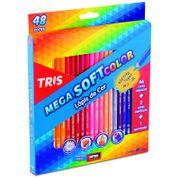 Lápices Color Mega Soft 48 Colores
