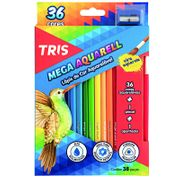 Lápides Color Mega Acuarelable 36 colores