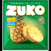 JUGO PIÑA SOBRE (25g) marca Zuko