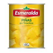 PIÑA EN TROCITOS (565g) marca Esmeralda