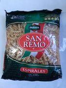 ESPIRALES (400g) marca San Remo