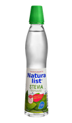 ENDULZANTE STEVIA líquido (180ml) marca Naturalist