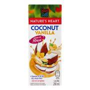 BEBIDA COCO - VAINILLA 200 ML marca Nature's Heart