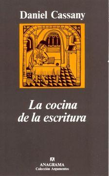 portada La Cocina de la Escritura
