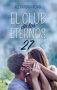 portada El Club de los Eternos 27