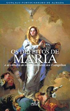 portada (Port). Defeitos de Maria, os (libro en Portugués)