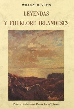 portada Leyendas y Folklore Irlandeses