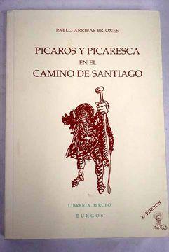 portada Pícaros y picaresca en el Camino de Santiago