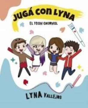 portada Juga con Lyna