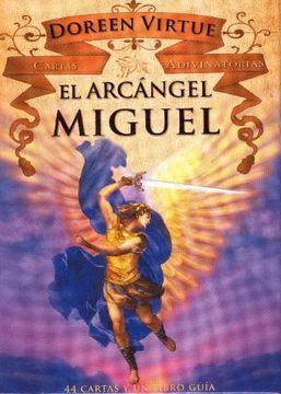 portada Cartas Adivinatorias del Arcangel Miguel