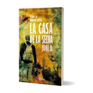 portada La Casa de la Selva (Lletrafelina, el Roig Dins el Negre) (libro en catalán)