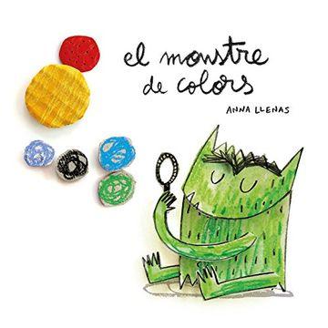 portada El Monstre de Colors (Cartoné) 2a ed ((Edició Revisada)) (libro en Catalán)