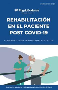 portada Rehabilitación en el Paciente Post Covid-19: Herramientas Para Profesionales de la Salud