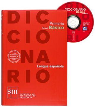portada Diccionario Basico Primaria (Educacion Primaria): Diccionario + cd (Spanish E.
