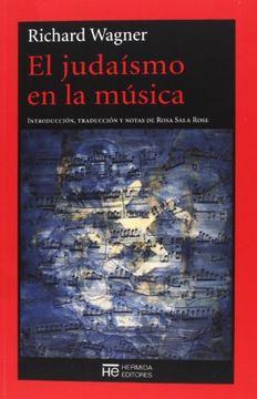 portada El Judaísmo en la Música
