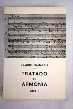 portada Tratado de armonía, tomo I