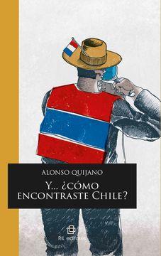 portada Y.    Como Encontraste Chile? (Ebook)