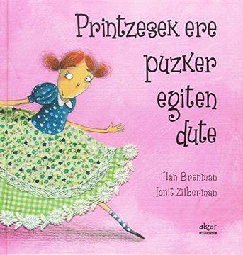 portada Printzesek ere Puzker Egiten Dute