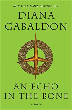portada An Echo in the Bone: A Novel (Outlander) (libro en Inglés)