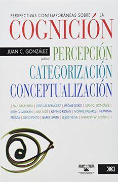 portada Perspectivas Contemporáneas Sobre la Cognición: Categorización, Percepción y Conceptualización (Filosofía)