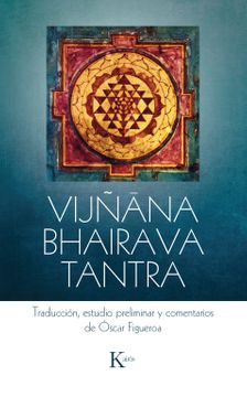 portada Vijñana Bhairava Tantra