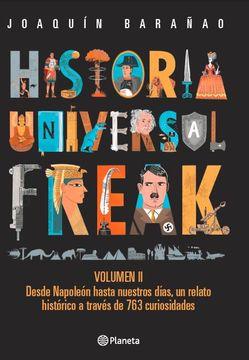 portada Historia Universal Freak 2