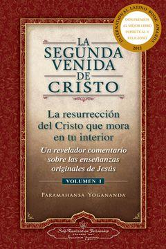 portada La Segunda Venida de Cristo, Vol. 1