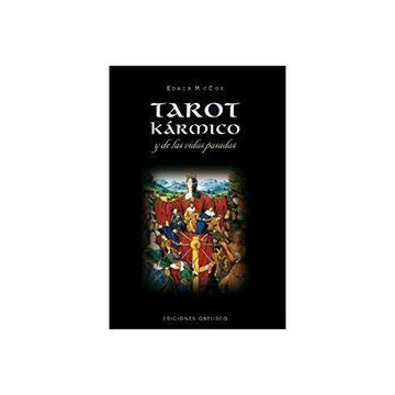 portada Tarot Kármico y de las Vidas Pasadas