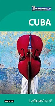 portada Cuba (la Guía Verde)