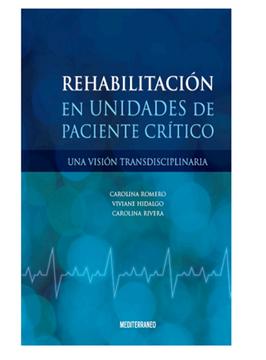 portada Rehabilitación En Unidades De Paciente Crítico
