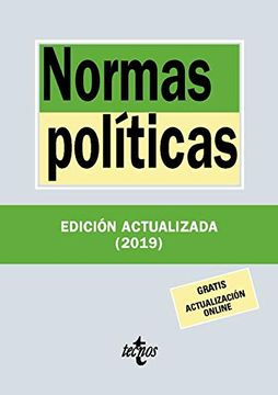 portada Normas Políticas