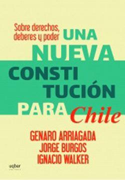 portada Sobre Derechos, Deberes y Poder. Una Nueva Constitucion Para Chile