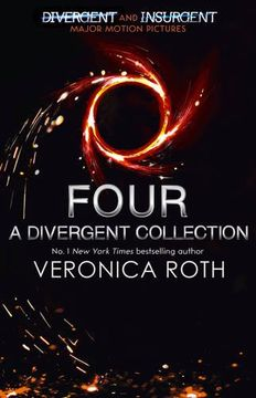 portada Four: A Divergent Collection