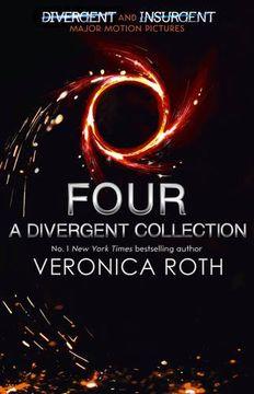portada Four: A Divergent Collection