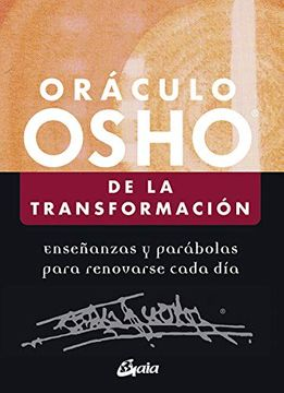 portada Oráculo Osho de la Transformación