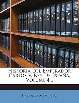 portada Historia del Emperador Carlos v, rey de España, Volume 4.