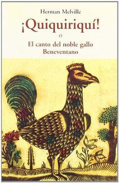 portada Quiquiriqui! O el Canto del Noble Gallo