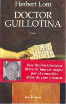 portada Doctor Guillotina