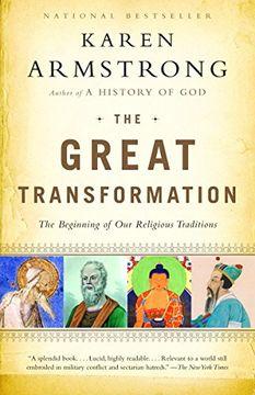 portada The Great Transformation (libro en Inglés)