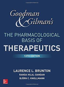portada Goodman and Gilman's the Pharmacological Basis of Therapeutics, 13Th Edition (libro en Inglés)