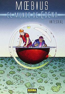 portada El Mundo de Edena. Edición Integral (Moebius (Norma))