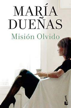 portada Misión Olvido